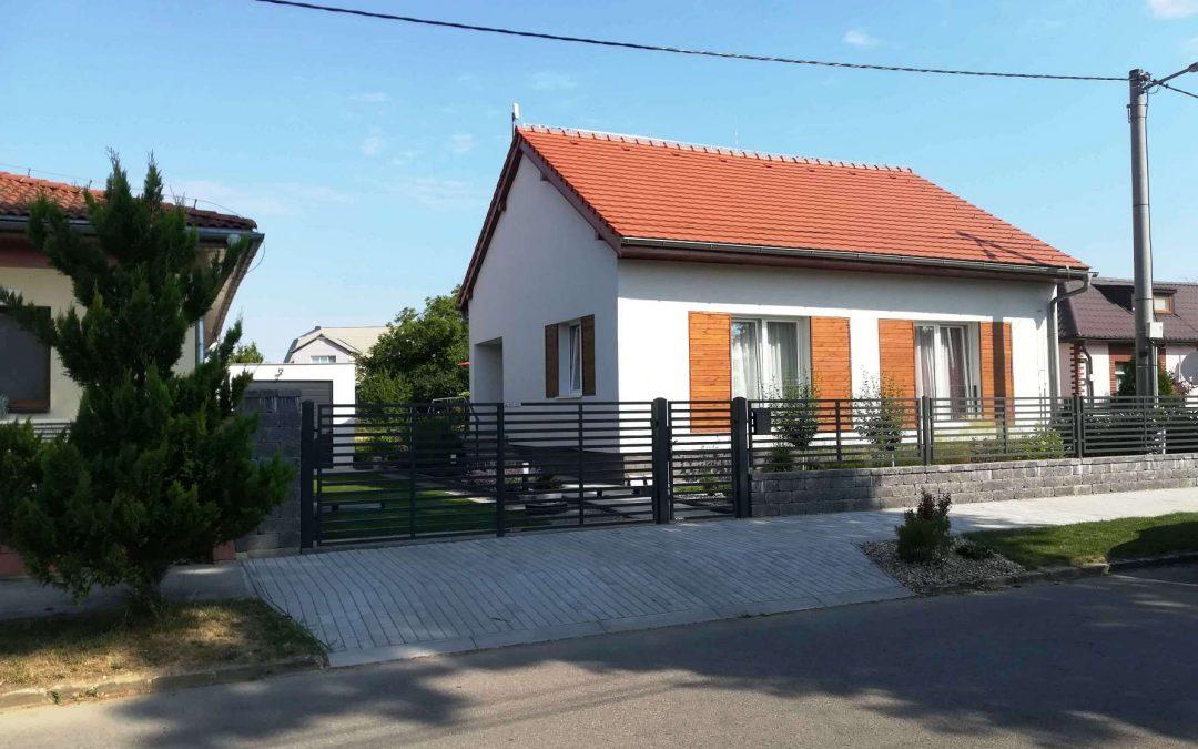 Rekonstrukce rodinného domu – část 2.